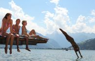 diving_into_lake_zell